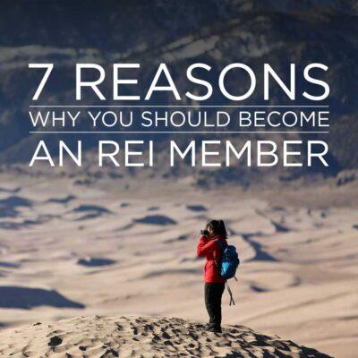 REI Membership Benefits + Why You Should Become An REI Member // localadventurer.com