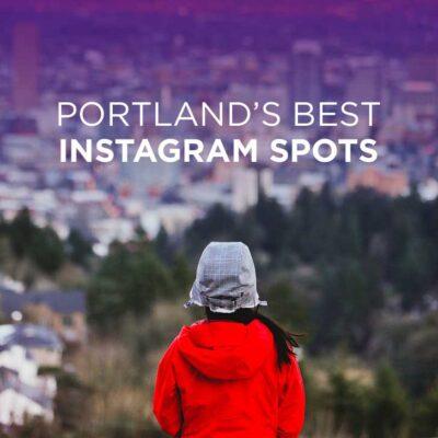 25 Best Instagram Spots in Portland Oregon // localadventurer.com