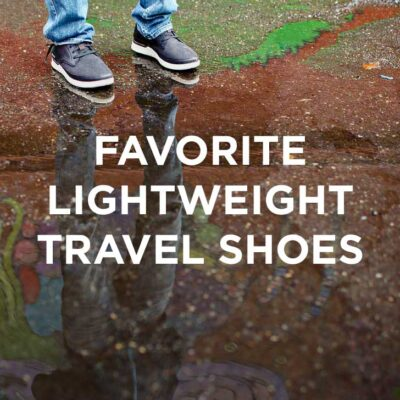 Superfeet Review New Footwear Line - Check out the brand new footwear line from Superfeet. They are built from the inside out and super light so they are great as travel shoes. // localadventurer.com
