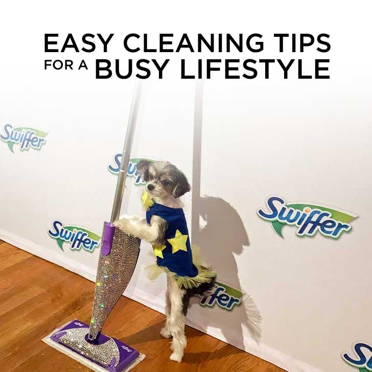 Easy Cleaning Tips with Swiffer // localadventurer.com