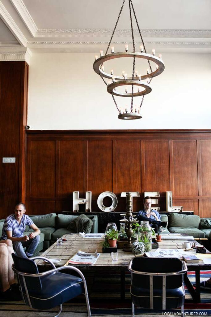The Ace Hotel Portland Oregon + 25 Best Instagram Spots in Portland
