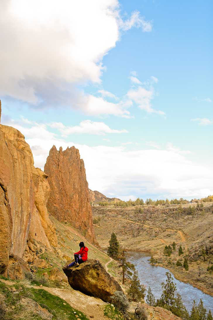 Smith Rock State Park Oregon Photo Diary