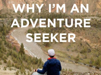 Why I'm An Adventure Seeker + Click through to find out how to win a TomTom Adventurer Watch and a one year pass to the National Parks // localadventurer.com