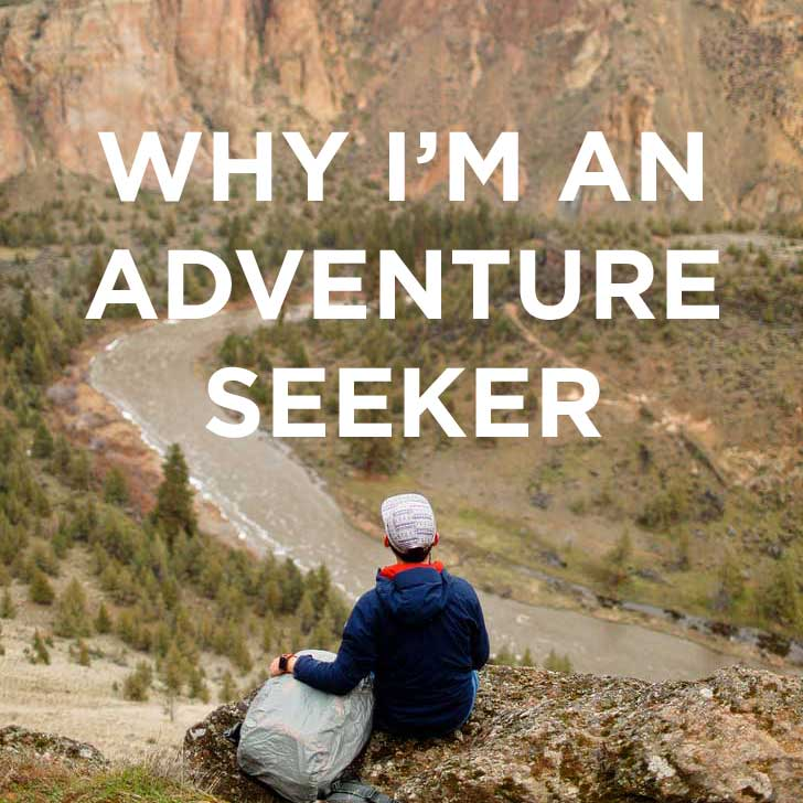 Why I'm An Adventure Seeker #TomTomAdventures