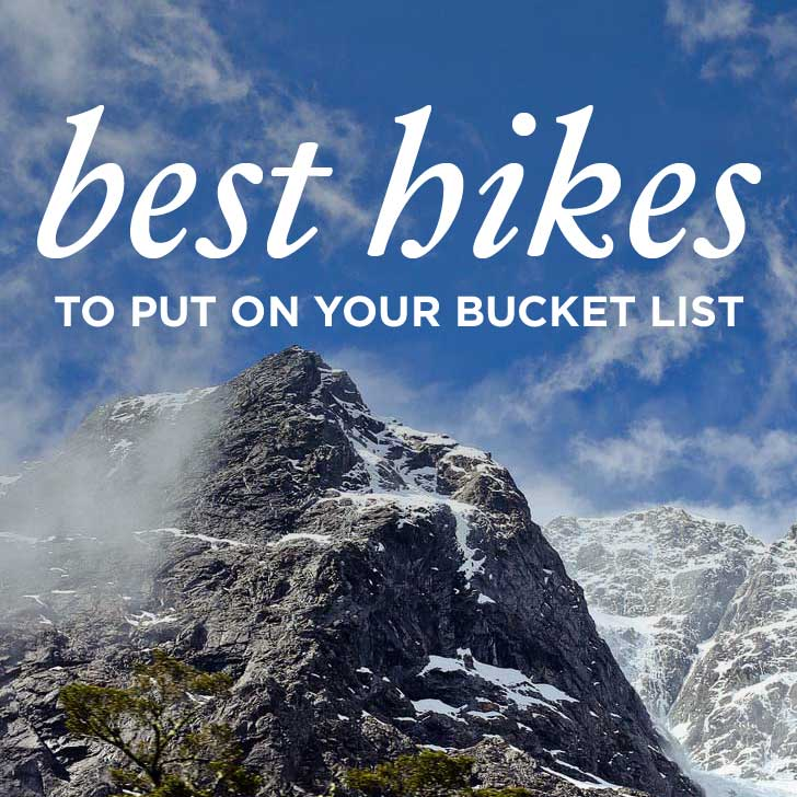 Hiking Tours Usa: Best Hiking Trips In The World To Put On Your Bucket List