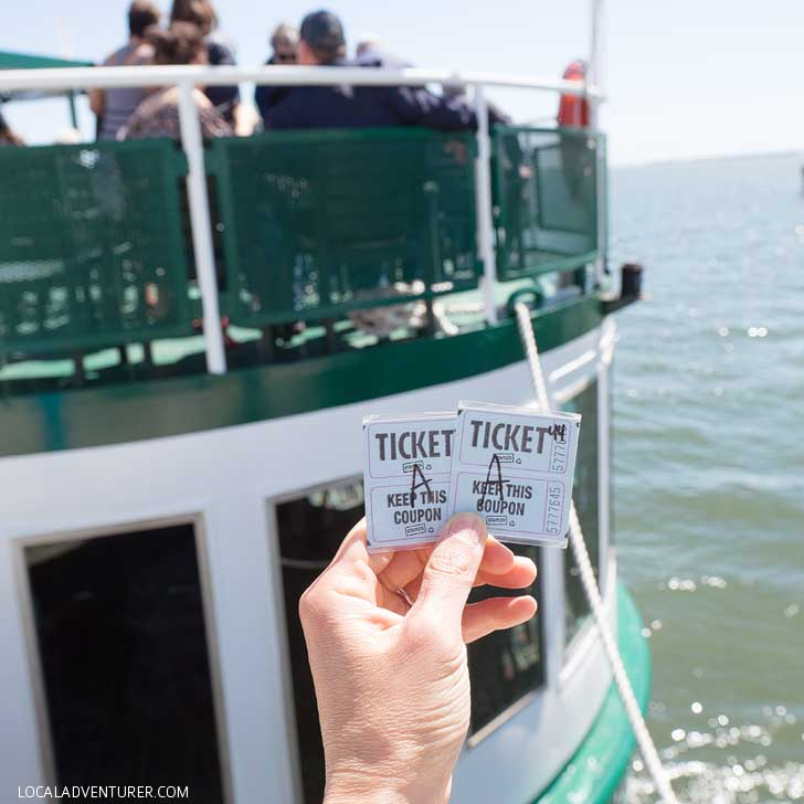 Adventure Harbor Tours + The Ultimate Charleston Bucket List (101 Things to Do in Charleston SC) // localadventurer.com