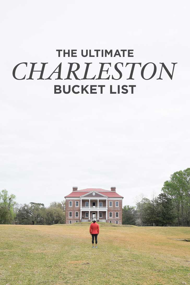 The Ultimate Charleston Bucket List (101 Things to Do in Charleston SC) // localadventurer.com