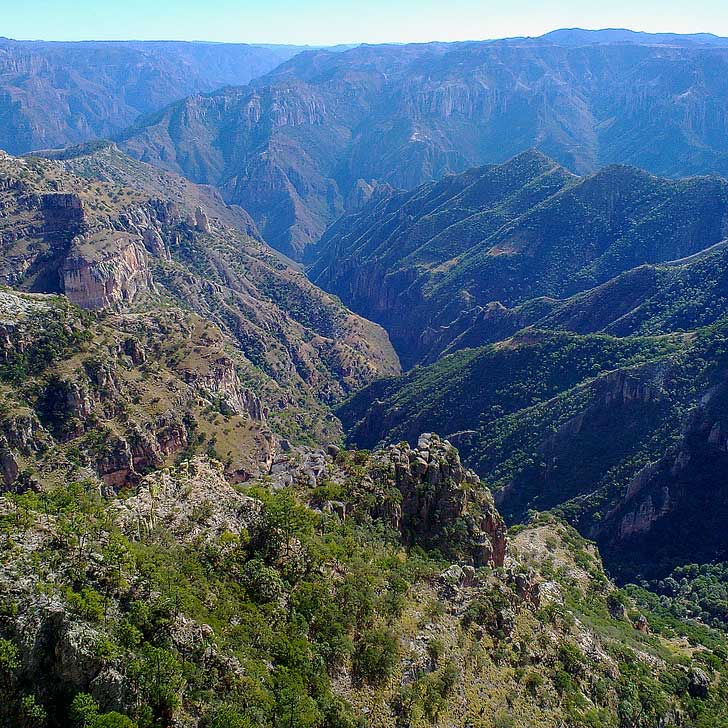 Copper Canyon Hike + World's Best Hikes to Put on Your Bucket List (photo: Chiva Congelado) // localadventurer.com