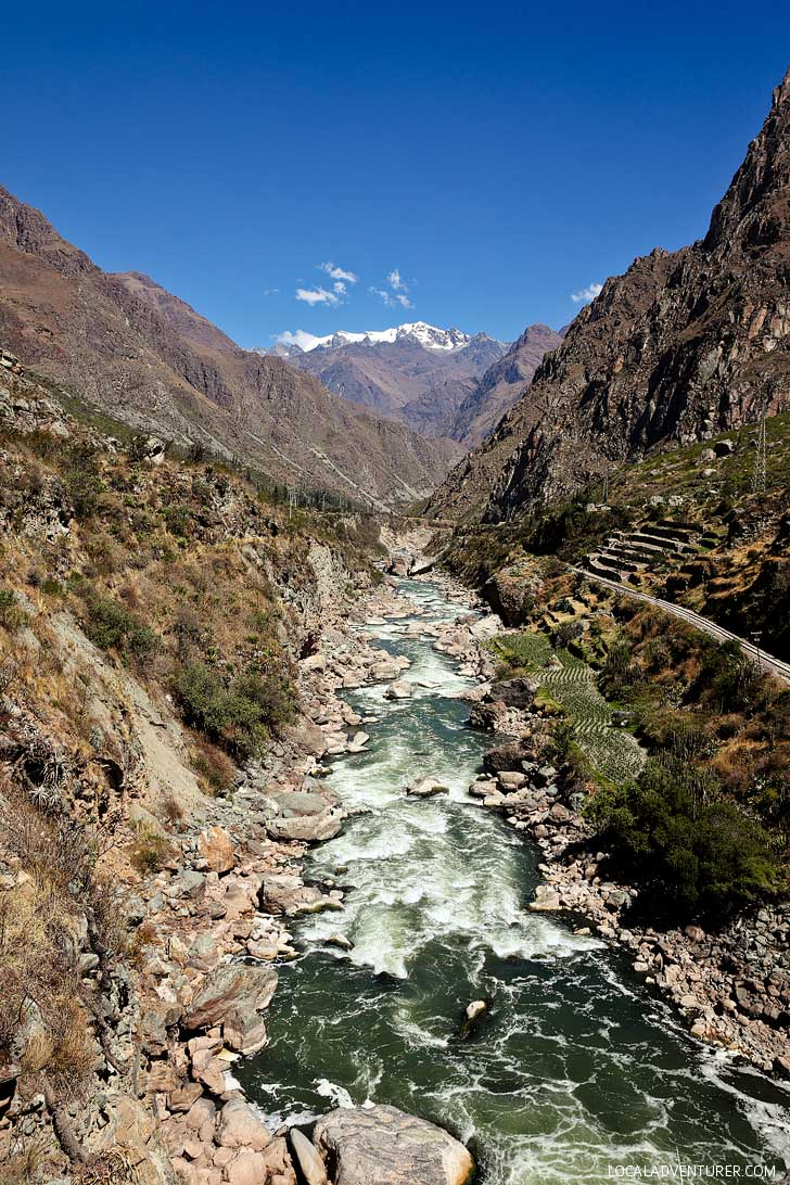 Inca Trail Day 1 Guide + View of Mount Veronica Peru // localadventurer.com