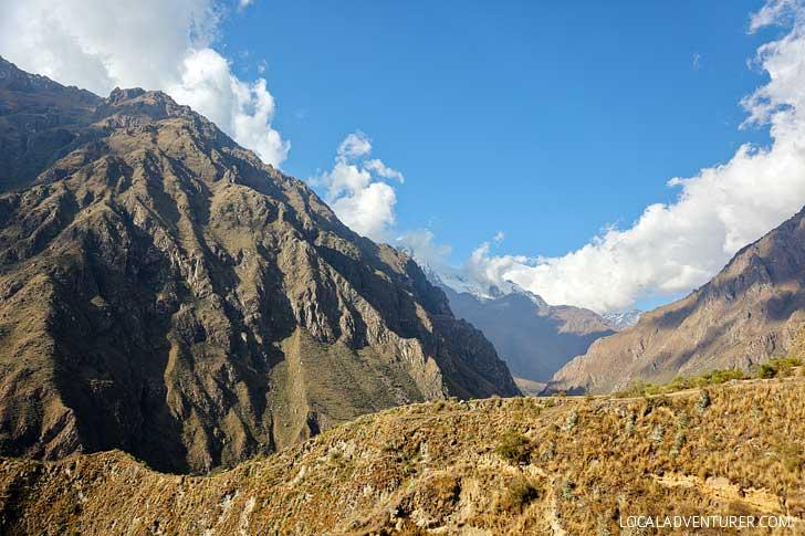 How to Hike the Inca Trail Day 1 // localadventurer.com