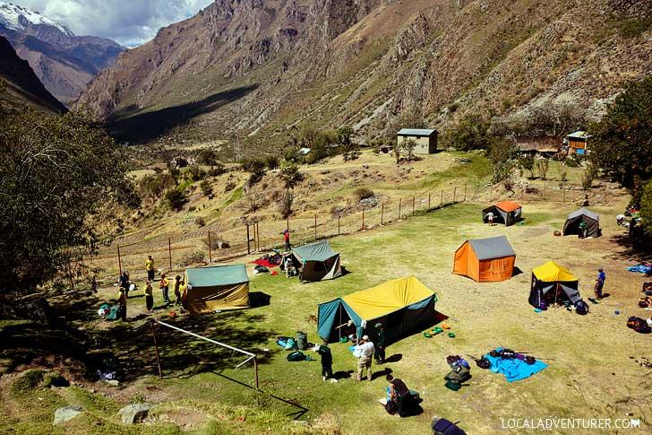 Guide to Day 1 of the Inca Trek // localadventurer.com