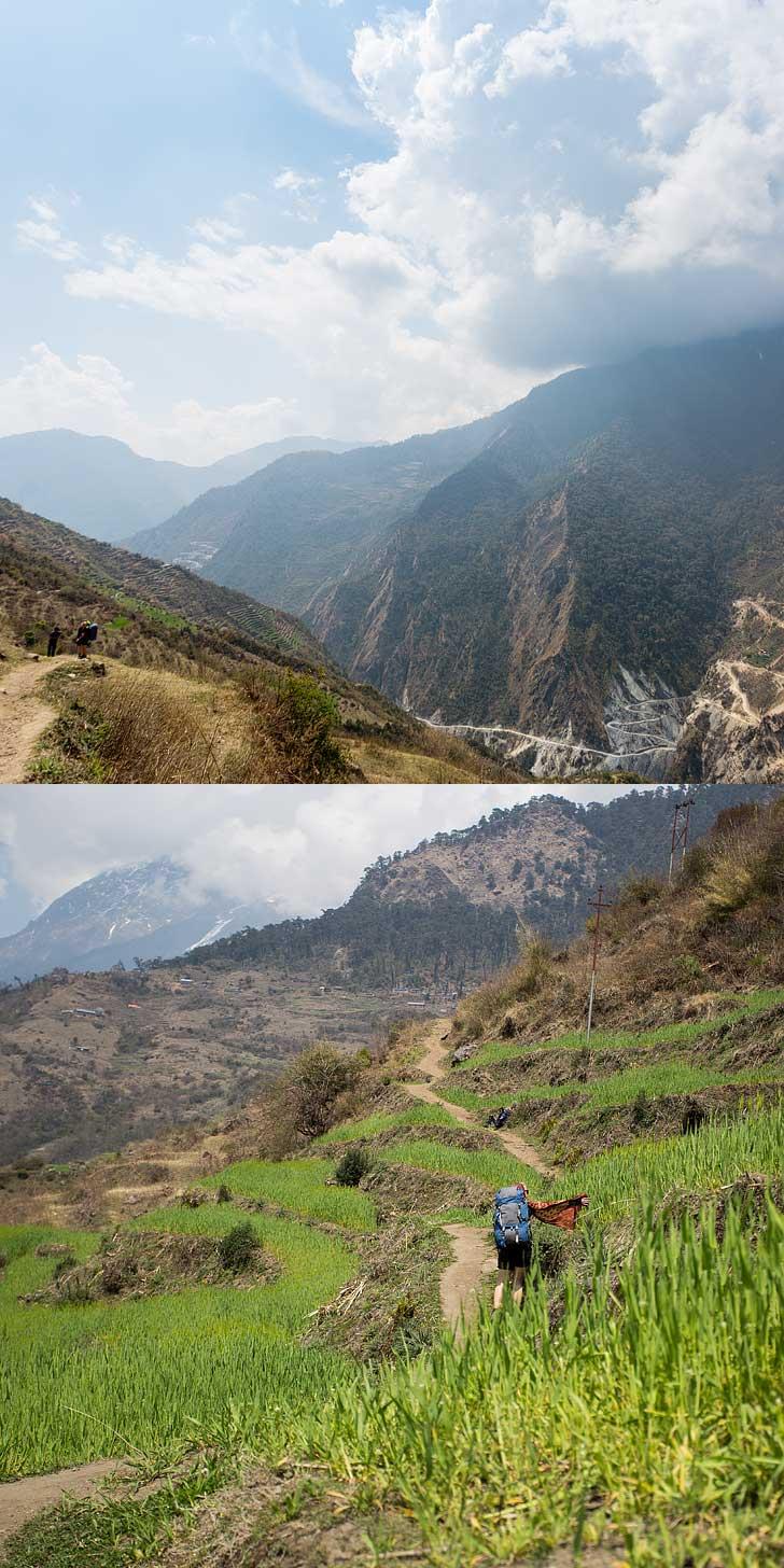 Langtang Trek + 25 Greatest Hiking Trails in the World (photo: Jonny Scholes) // localadventurer.com