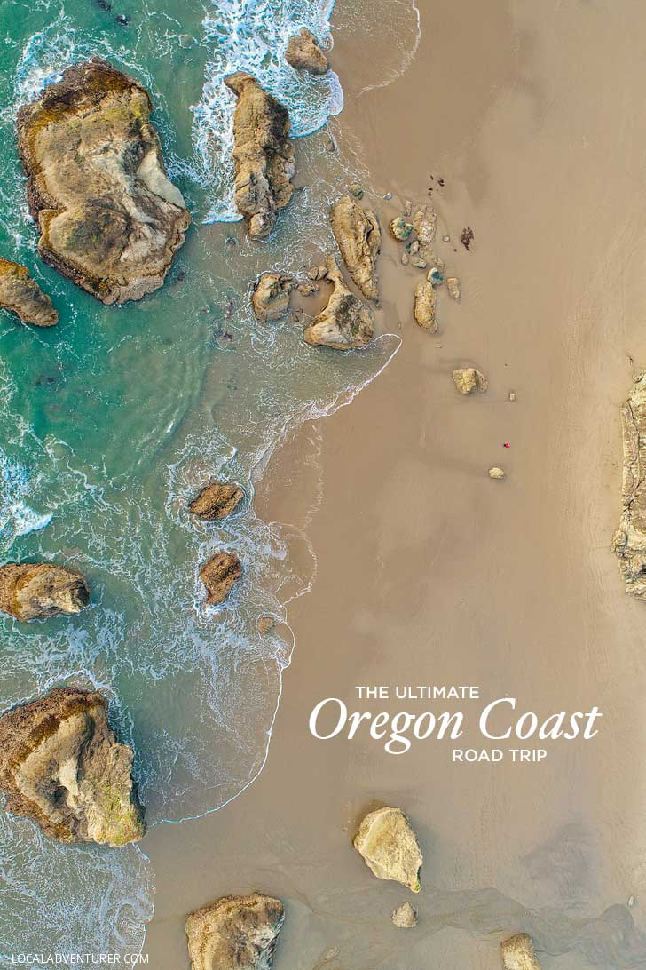 The Ultimate Oregon Coast Road Trip - All 363 miles and all the best stops! // localadventurer.com