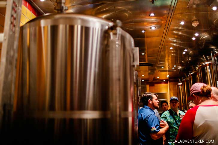 Red Frog Brewery Carnival Vista Cruise - Our First Brewery Tour on a Cruise // localadventurer.com