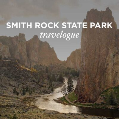 Smith Rock State Park is one of Oregon's Seven Wonders. Check out our photo diary and more tips for your visit // localadventurer.com