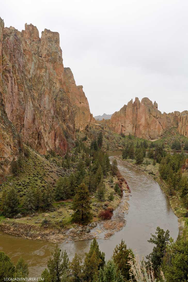 Smith Rock State Park Oregon Photo Diary
