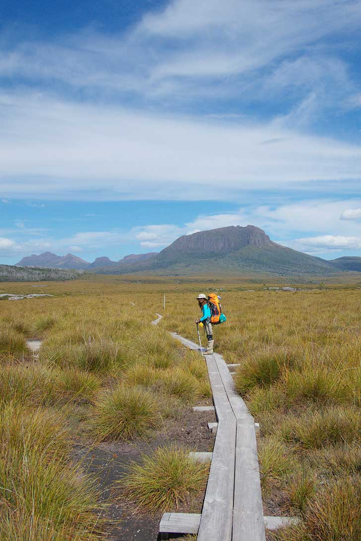 The Overland Track Tasmania + 25 Greatest Hiking Trails in the World to Put on Your Bucket List Part II (photo: Dirk Su) // localadventurer.com