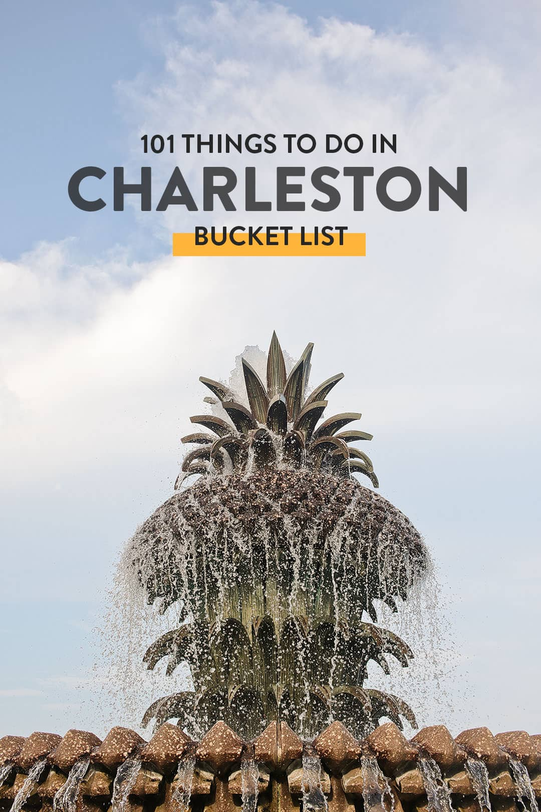 101 Things to Do in Charleston SC