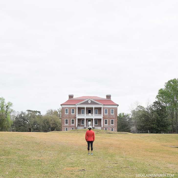 Drayton Hall + The Ultimate Charleston Bucket List (101 Things to Do in Charleston SC) // localadventurer.com
