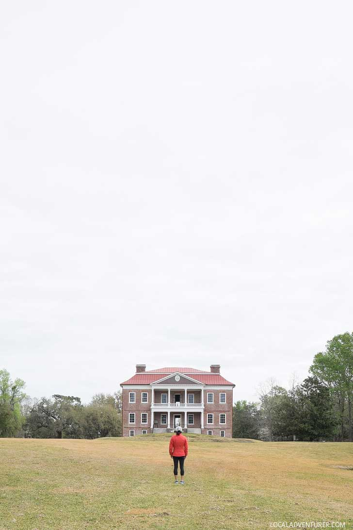 Drayton Hall + The Ultimate Charleston Bucket List (101 Things to Do in Charleston SC) // localadventurer.com