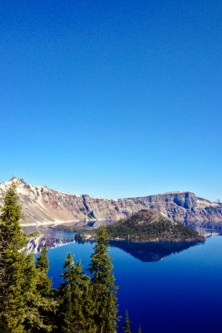 Crater Lake National Park Photo Diary 187 Local
