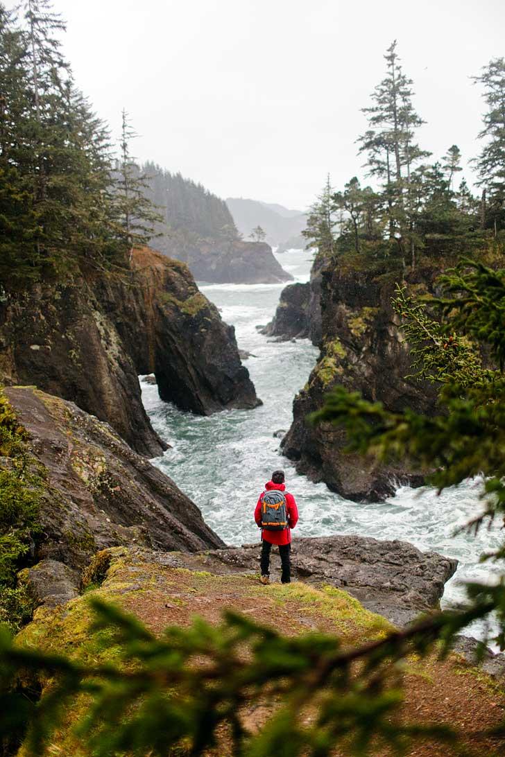 Samuel H Boardman State Scenic Corridor, Oregon Coast // localadventurer.com