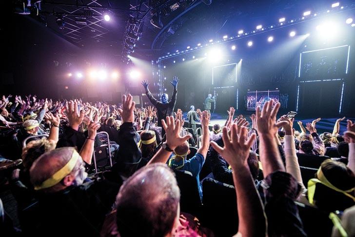 The Blue Man Group Las Vegas + Enter to Win Free Tickets // localadventurer.com