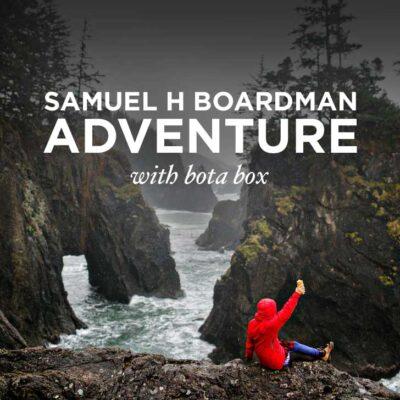 Samuel H Boardman State Scenic Corridor Adventure with Bota Box // localadventurer.com