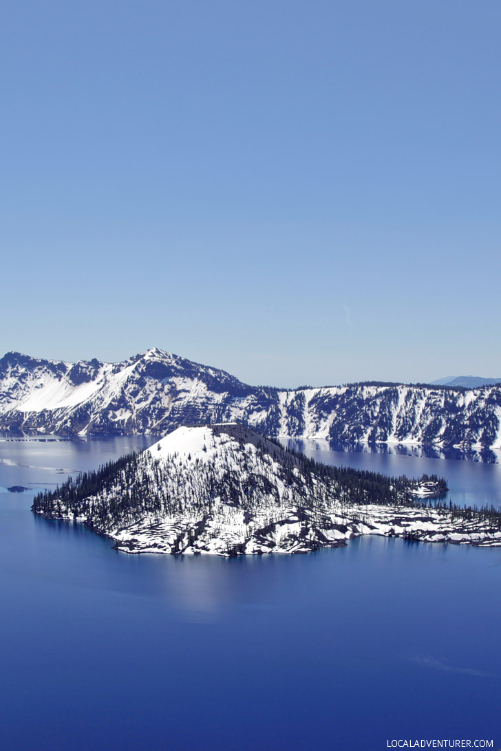 Crater Lake Guide - Photo Diary + Everything You Need to Know about Visiting Crater Lake National Park // localadventurer.com