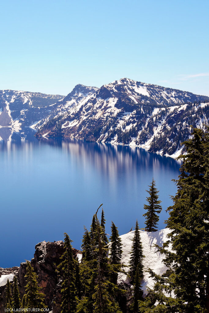 Crater Lake National Park Hiking // localadventurer.com