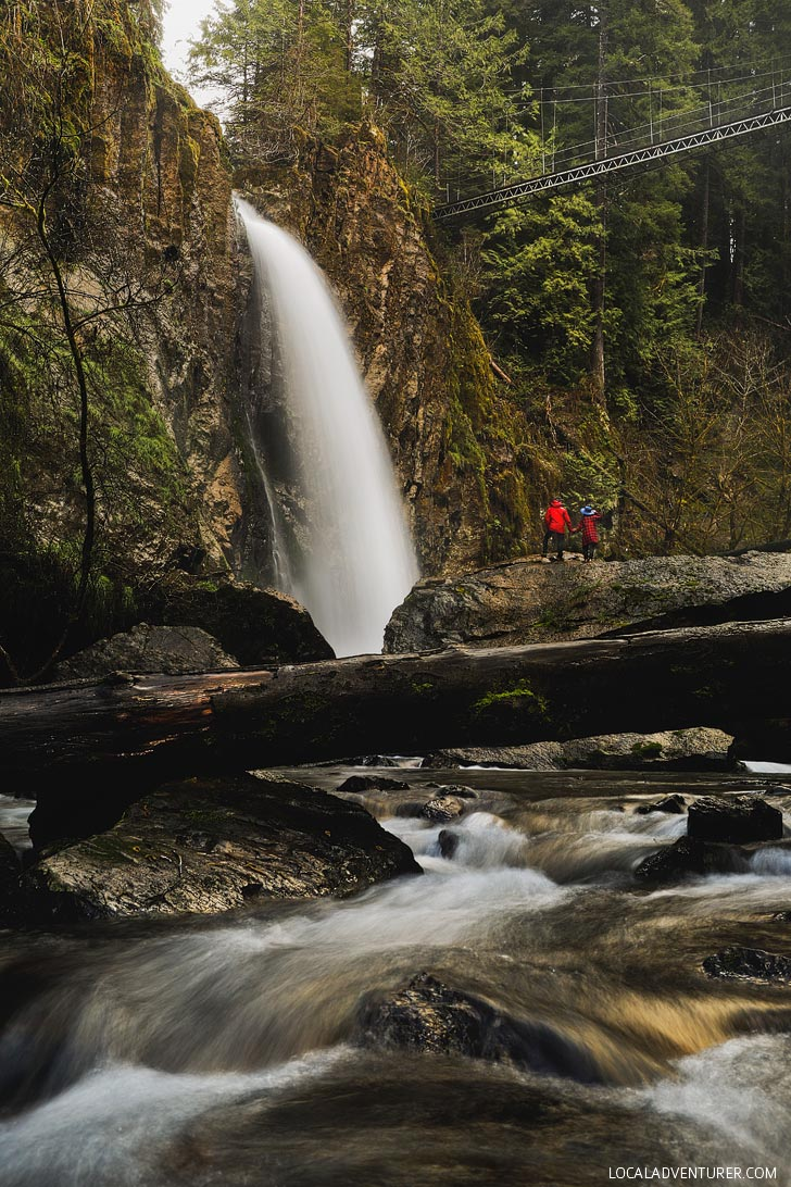 Drift Creek Falls Hike, Lincoln City, Oregon Coast // localadventurer.com