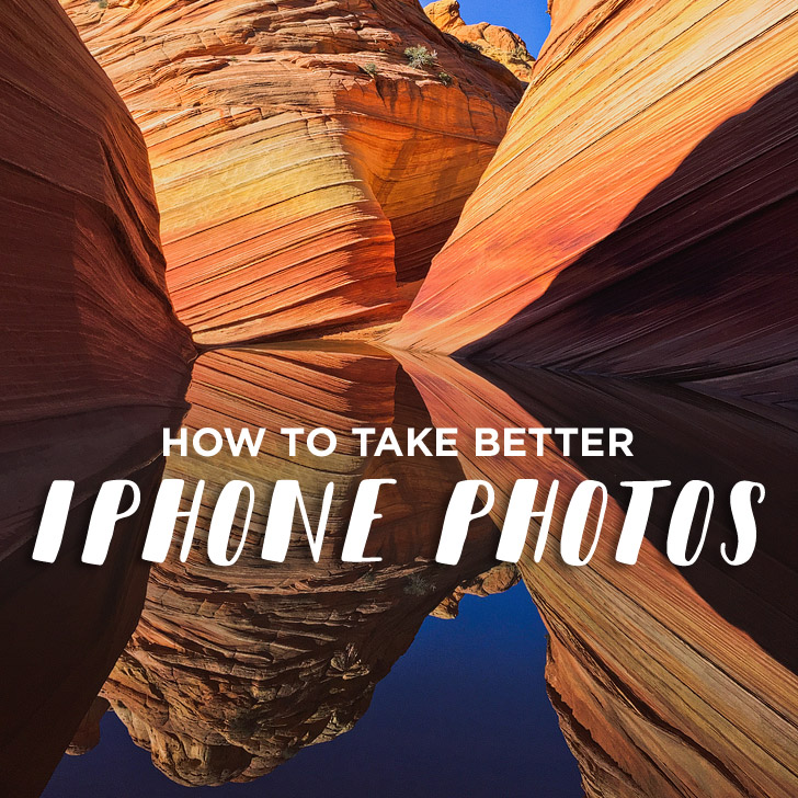 How to Take Better iPhone Photos in 5 Easy Steps + Giveaway