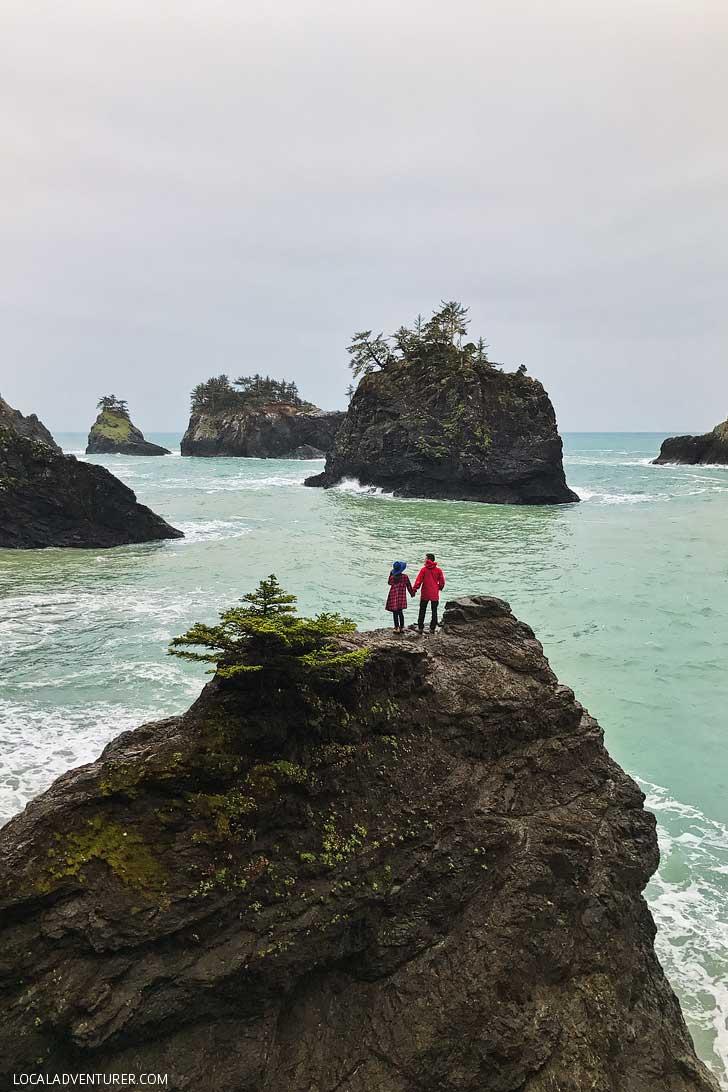 Secret Beach, Samuel H Boardman Park, Oregon Coast // localadventurer.com