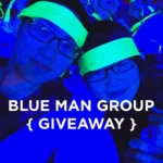 Blue Man Group at Luxor Hotel and Casino + Enter Giveaway