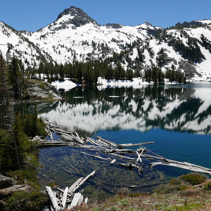The Wallowas + the Seven Wonders of Oregon (photo: Melissa Delzio) // localadventurer.com