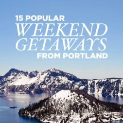 15 Amazing Weekend Trips from Portland Oregon