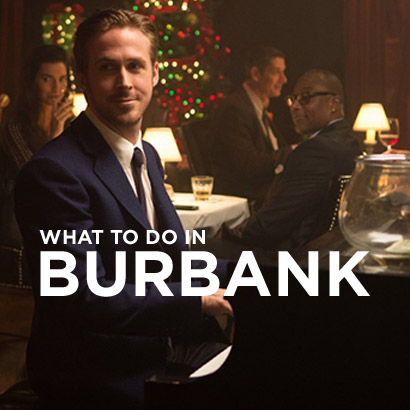 What to Do in Burbank California - A Tour of Burbank Filming Locations // localadventurer.com