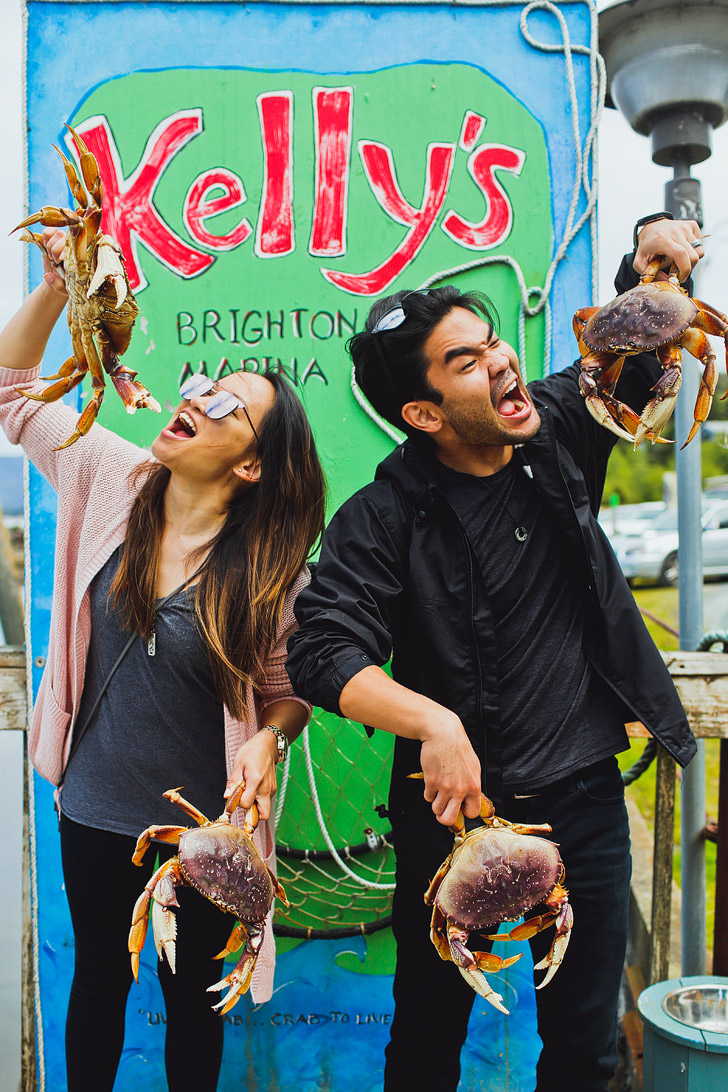 Kellys Brighton Marina + Essential Tips for Crabbing on the Oregon Coast // localadventurer.com