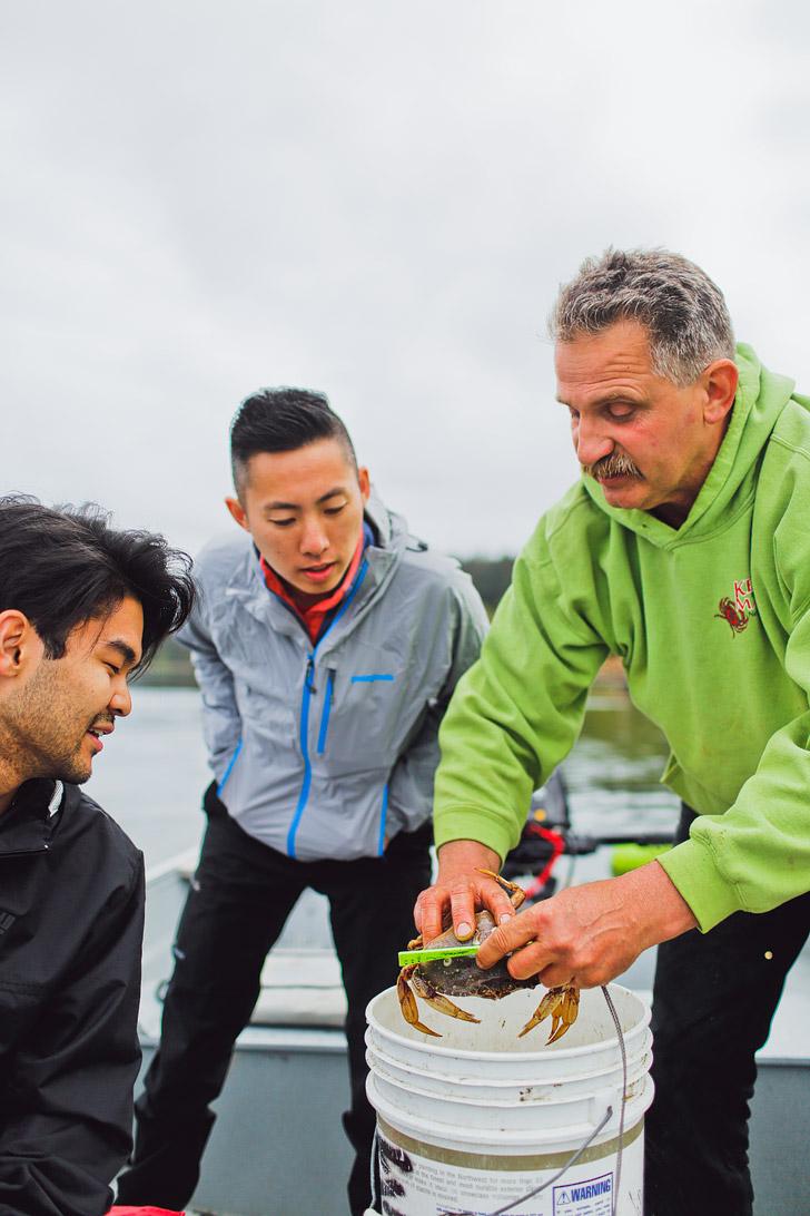 Crabbing Oregon Coast // localadventurer.com