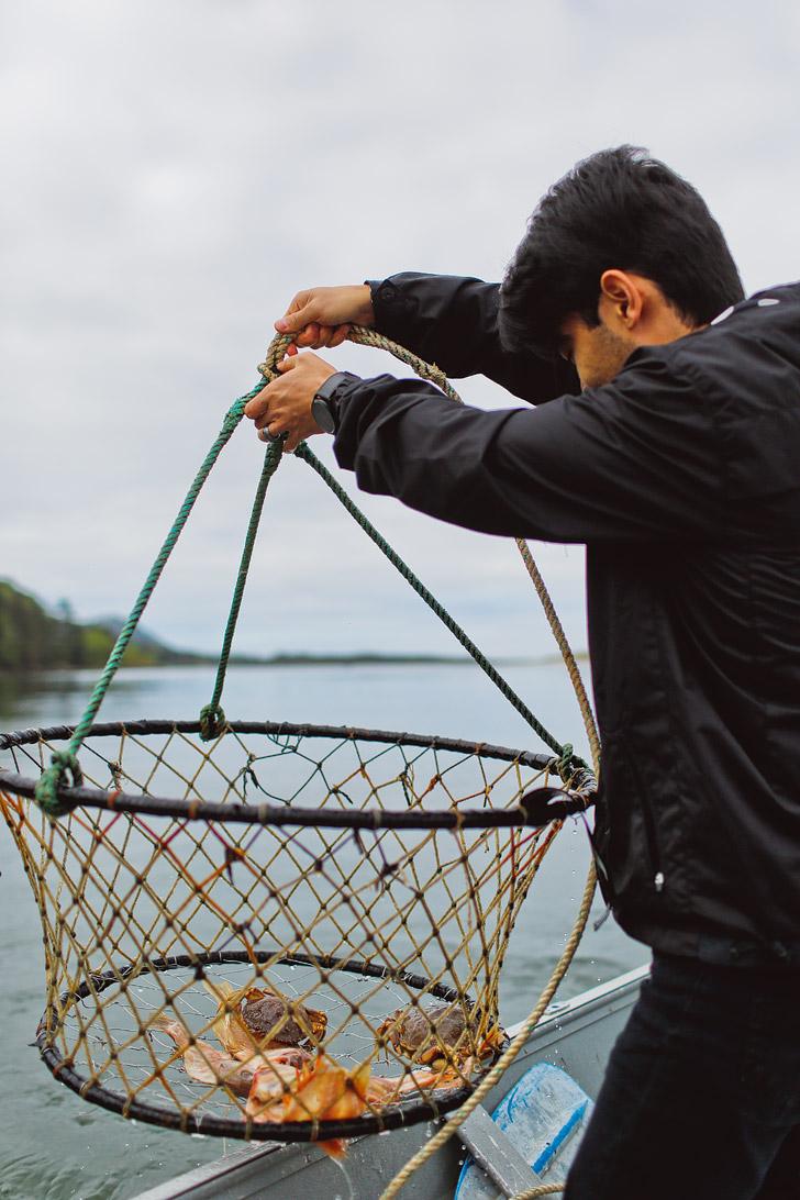 How to Go Crabbing in Oregon // localadventurer.com