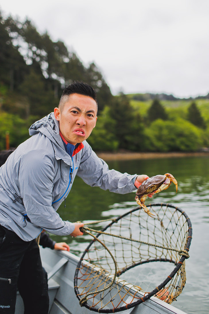 Everything You Need to Know About Nehalem Bay Crabbing // localadventurer.com