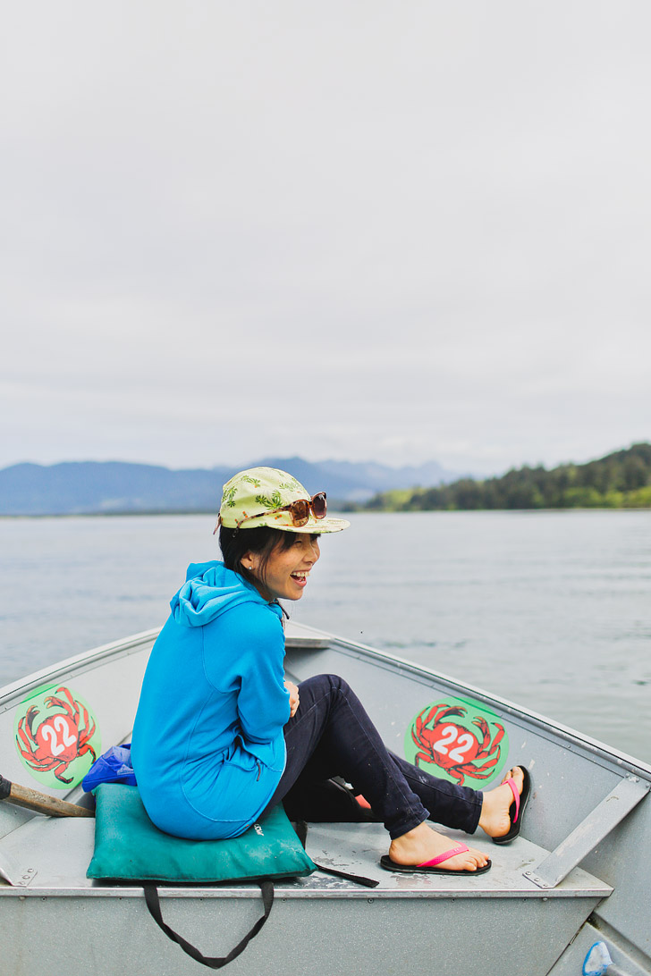 Nehalem Bay Crabbing + How to Go Crabbing in Oregon // localadventurer.com