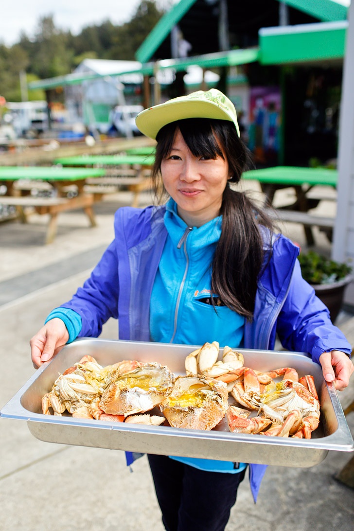 Oregon Crab Season + Everything You Need to Know about Crabbing in Oregon // localadventurer.com