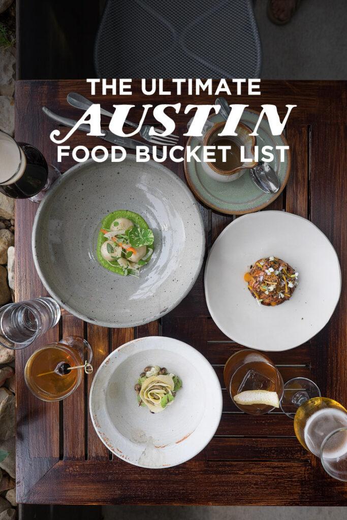 The Ultimate Austin Food Bucket List // localadventurer.com