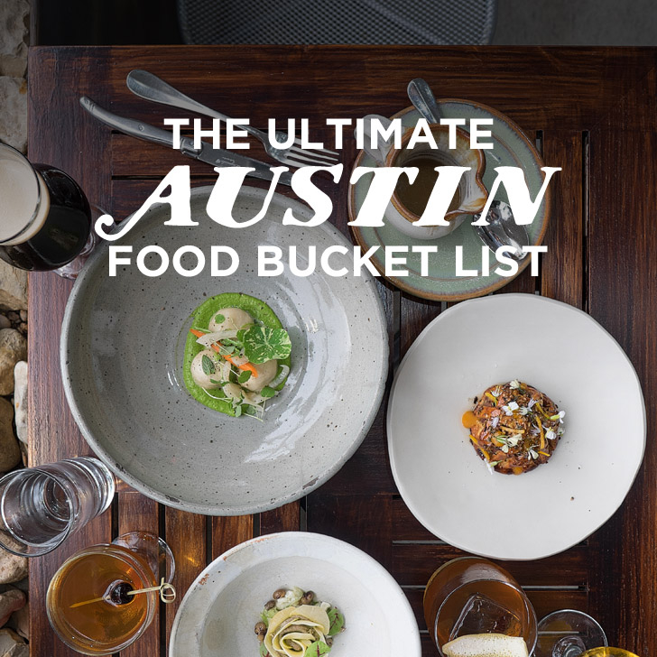 The Ultimate Austin Food Bucket List - 49 Best Places to Eat in Austin Texas // localadventurer.com