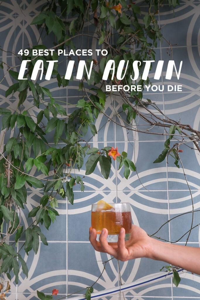 Where to Find the Best Food in Austin Texas // localadventurer.com