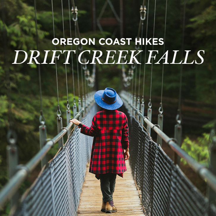 Drift Creek Falls Hike – Oregon Coast Hikes