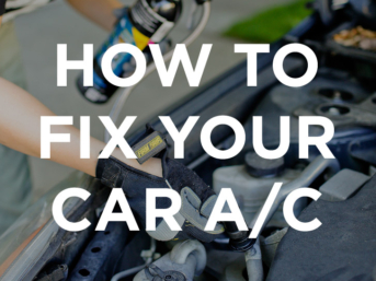 How to Fix Your Car AC - an Easy DIY Solution // localadventurer.com