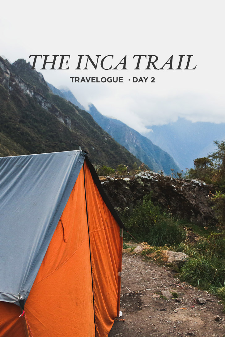 Surviving Dead Woman's Pass + How to Hike the Inca Trail Day 2 // localadventurer.com