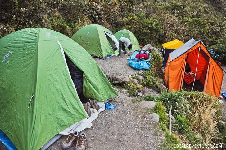 How to Hike the Inca Trail Day 2 - Peru Adventures // localadventurer.com